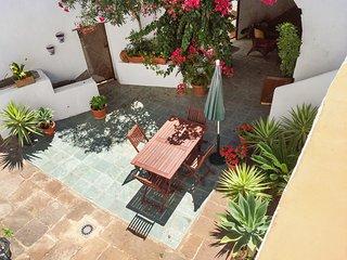 Spacious holiday cottage in Tenerife with sunny courtyard - San Juan de la Rambla vacation rentals