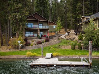 Beautiful 3 bedroom House in Coeur d'Alene with Deck - Coeur d'Alene vacation rentals