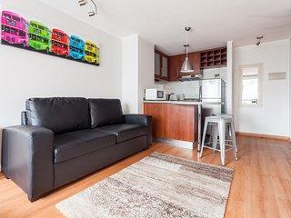 Livinnest Apartments en Manquehue - Santiago vacation rentals