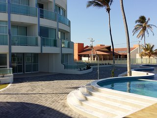 Lindo apartamento beira-mar Barra de São Miguel - Barra de Sao Miguel vacation rentals