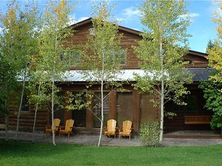 Custom 4 BR Vacation Home Near Taylor River at Three Rivers Resort in Almont (149 House) - Almont vacation rentals