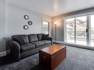 Alpine condo w/ ski-in/out & walk to slopes options in Mtn Village - Telluride vacation rentals