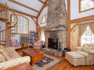 Stratton Ten Pines - Spectacular Timberframe Home - Jamaica vacation rentals