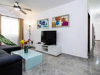 Cosy, private 3BR HOUSE -Colonial Zone- at the Park - Santo Domingo vacation rentals