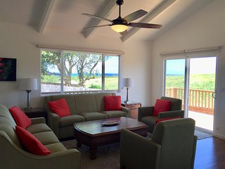 Permitted ocean view home walk to town & beaches - Paia vacation rentals