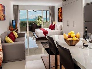 Azur Samui Luxury Sea View Studio Apartment in Maenam (1101) - Mae Nam vacation rentals