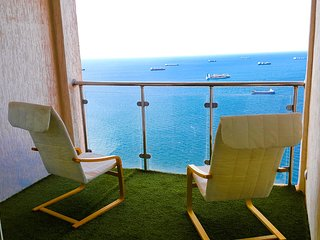 Superbe Appartement sea view (Vue-sur-Mer). Oran, Gambetta - Oran vacation rentals
