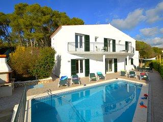 Villa Azucena in Cala Galda just a few minutes from the beach - Cala Galdana vacation rentals