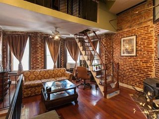Spectacular Historic Loft Row-Home w outdoor spaces - 1 Mile from Convention CTR - Washington DC vacation rentals