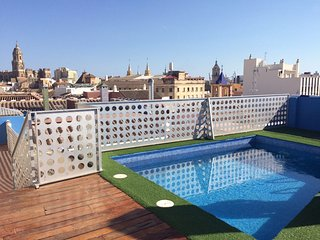 2 bedrooms apartment with Pool and Solarium in centre Malaga - Malaga vacation rentals
