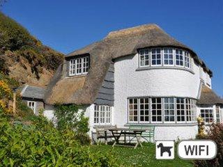 Thatchways- Stunning location, beautiful sea views - Crackington Haven vacation rentals