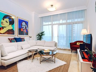 Brand New Luxury 1BR Apartment 300m to JBR Beach - Emirate of Dubai vacation rentals