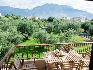 Relaxing view / Studio close to the beach and the city center - Kalamata vacation rentals