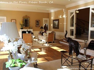 Chateau in the Pines - Pebble Beach vacation rentals