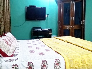 2 bedroom Bed and Breakfast with Deck in Jaipur - Jaipur vacation rentals