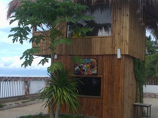 budget bamboo room amazing sea view - Santander vacation rentals