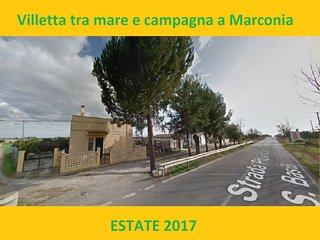 Villetta tra Mare e Campagna (Rif.33333_44040) - Marconia vacation rentals