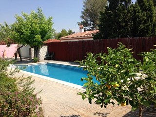 Architect designed apartment, private swimming pool, free parking, sleeps four - El Catllar vacation rentals