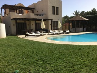 Extremely private villa/own pool - sleeps up to 9 - El Gouna vacation rentals