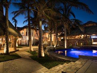 Beachfront Private Villa San Jose Cabo inc. staff - San Jose Del Cabo vacation rentals
