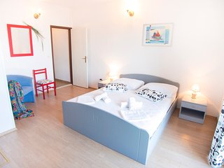 Villa Marin - Comfort One Apartment with Terrace and Sea View (Apt 3) - Molunat vacation rentals