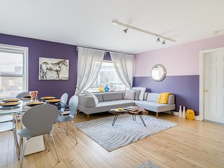 Cozy on cloud nine - 2 beds apt 18 min to NYC - North Bergen vacation rentals