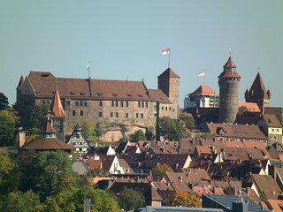 Gemütliche 3 zimmer appartment  in der altstadt 12 gehminuten zum hauptmarkt - Nuremberg vacation rentals
