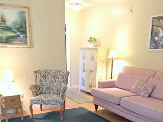 Cottage Window-Darling Cottage Style Apt. just Steps from the Sand - Oceanside vacation rentals