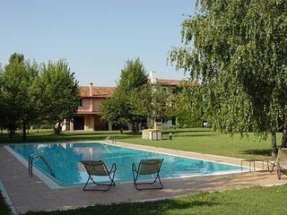 Villa di campagna con parco e piscina - Oderzo vacation rentals