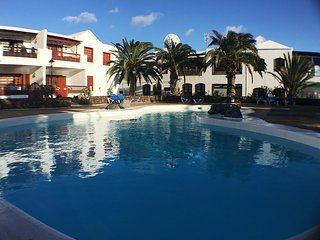 Apartment Maravillosa mit Pool, Sat-TV, free Wifi - Costa Teguise vacation rentals