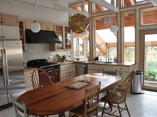 Stunning Artist Ski Chalet on 40 private acres, surrounded by nature. - Aspen vacation rentals