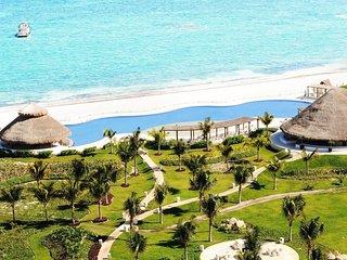 AMARA Cancun Ocean Front Pent Garden Apartment - Cancun vacation rentals