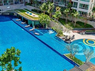 SEACRAZE APT D702 - HUA HIN - Hua Hin vacation rentals