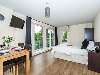 Deluxe Suite with kitchen and balcony - Wembley vacation rentals