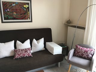 Sunny Apartment in City - Big Balcony and Parking - Luxembourg City vacation rentals