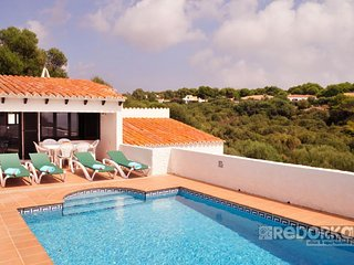 Charming Villa with Shared Outdoor Pool and Television - Binibeca vacation rentals