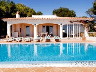 Perfect 3 bedroom Binibeca Villa with Shared Outdoor Pool - Binibeca vacation rentals