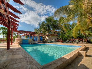 Beautiful Sand Dunes & Beach Jacuzzi Villa 5 - Bani vacation rentals