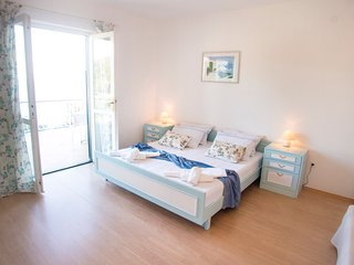 Villa Marin - Comfort One Apartment with Terrace and Sea View (Apt 4) - Molunat vacation rentals