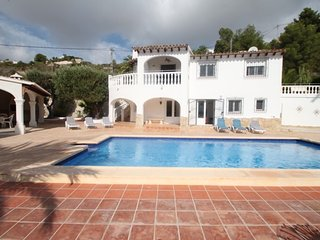 Welsh - two story holiday home villa in Moraira - Moraira vacation rentals