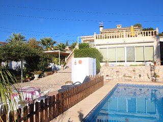 Maria - pretty holiday property with garden and private pool in Benissa - Benissa vacation rentals