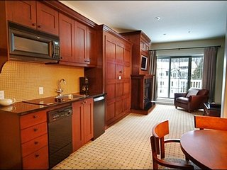 Warm Atmosphere and Tasteful Decor / 215467 - Mont-Tremblant National Park vacation rentals