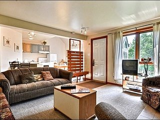 Cozy Furnishings and Decor - Located Directly in the Heart of all Activities (6034) - Mont Tremblant vacation rentals