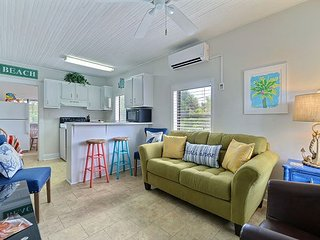 Cozy, Nostalgic Beach House on North End of Tybee!! 50 ft. to the beach. - Tybee Island vacation rentals