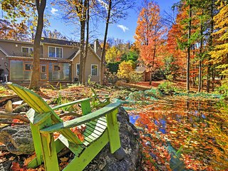 NEW! 1BR Shelburne Apartment w/ Hot Tub & Pool! - Shelburne vacation rentals