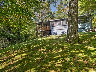 NEW! 'Briar Patch' 3BR Blowing Rock Cottage! - Blowing Rock vacation rentals