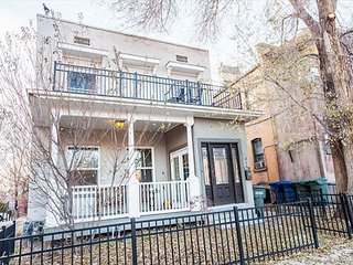Historic 3Br Home in Heart of SLC, Close to Skiing - Salt Lake City vacation rentals
