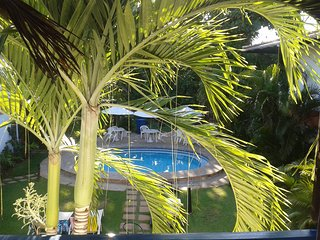 Nice Condo with Internet Access and Shared Outdoor Pool in Praia do Forte - Praia do Forte vacation rentals