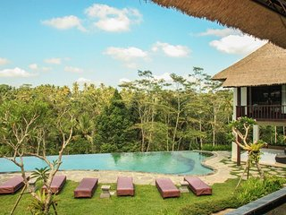 Bright 7 bedroom Tegalalang Villa with Internet Access - Tegalalang vacation rentals