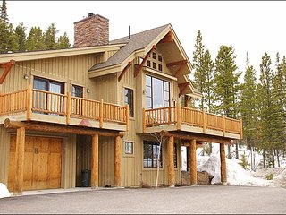 CHH - 5 Coyote Bluff (***********) - Big Sky vacation rentals